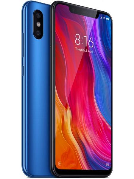 Xiaomi Mi8 6Gb/128Gb Blue
